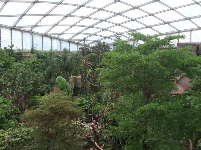 Zoo Leipzig-Gondwanaland