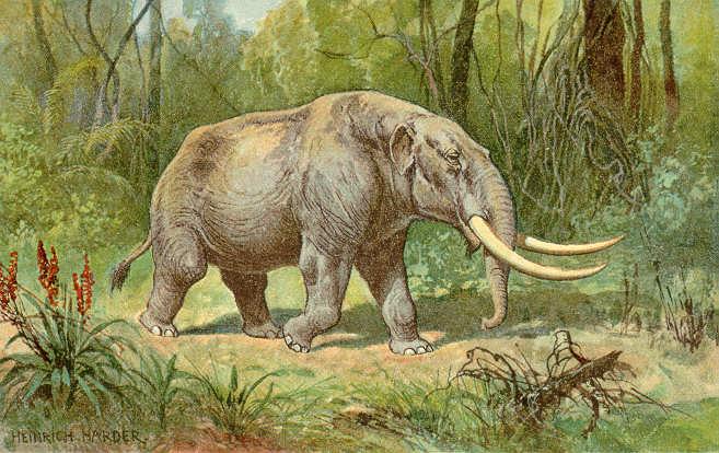 Mastodon (Heinrich Harder)