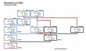 Stammbaum von Lars