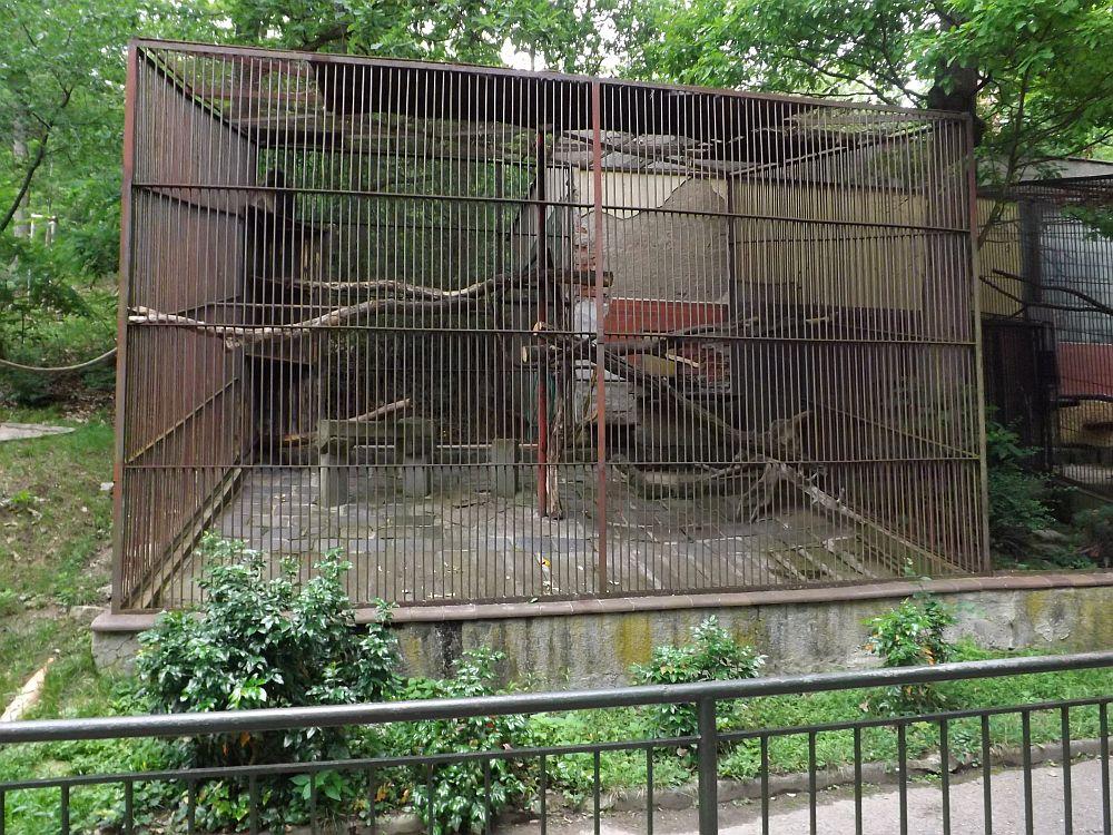 Affengehege (Brno)