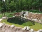 Bärengehege (Zoo Brno)