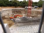 Baustelle Franz Josef -Land
