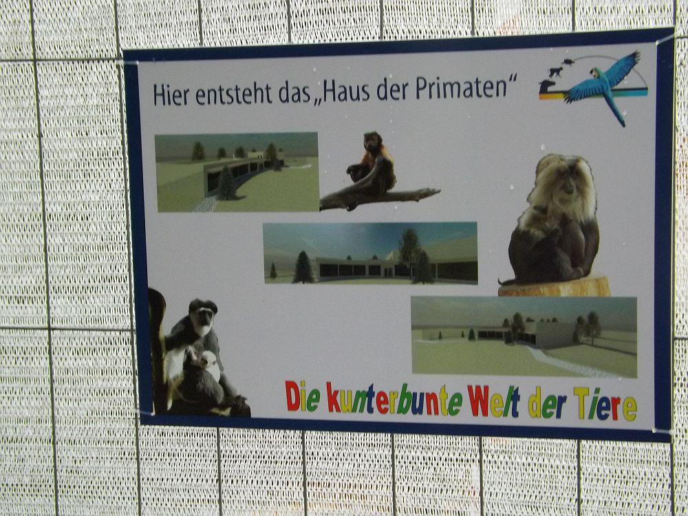 Haus der Primaten