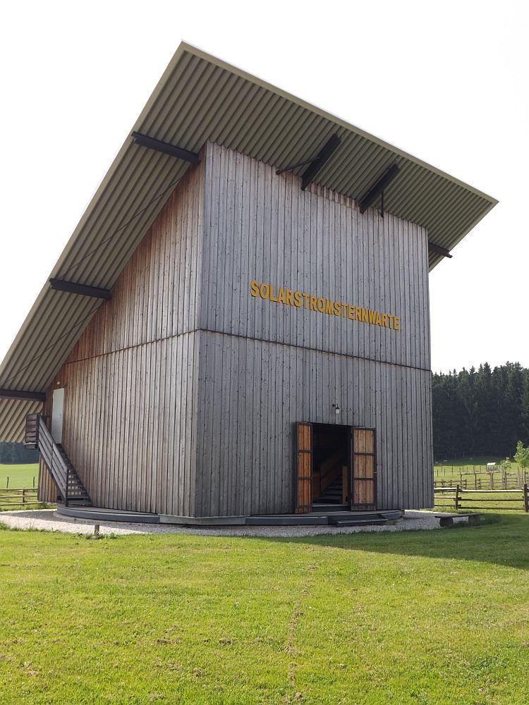 Solarstromsternwarte