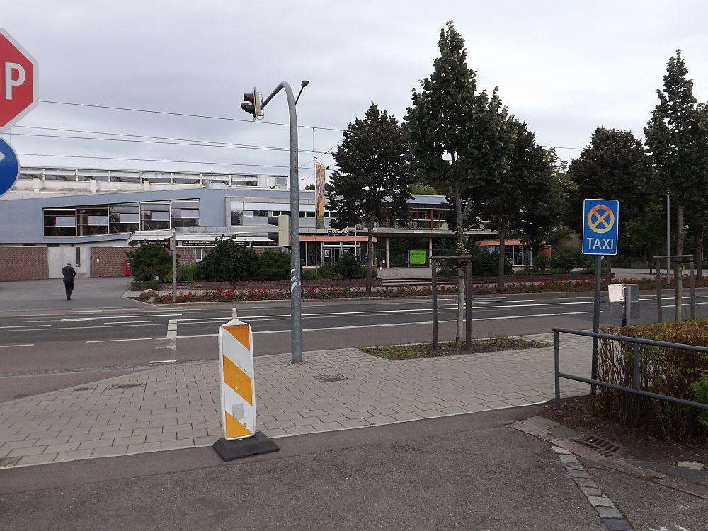 Eingang (Zoo Dresden)