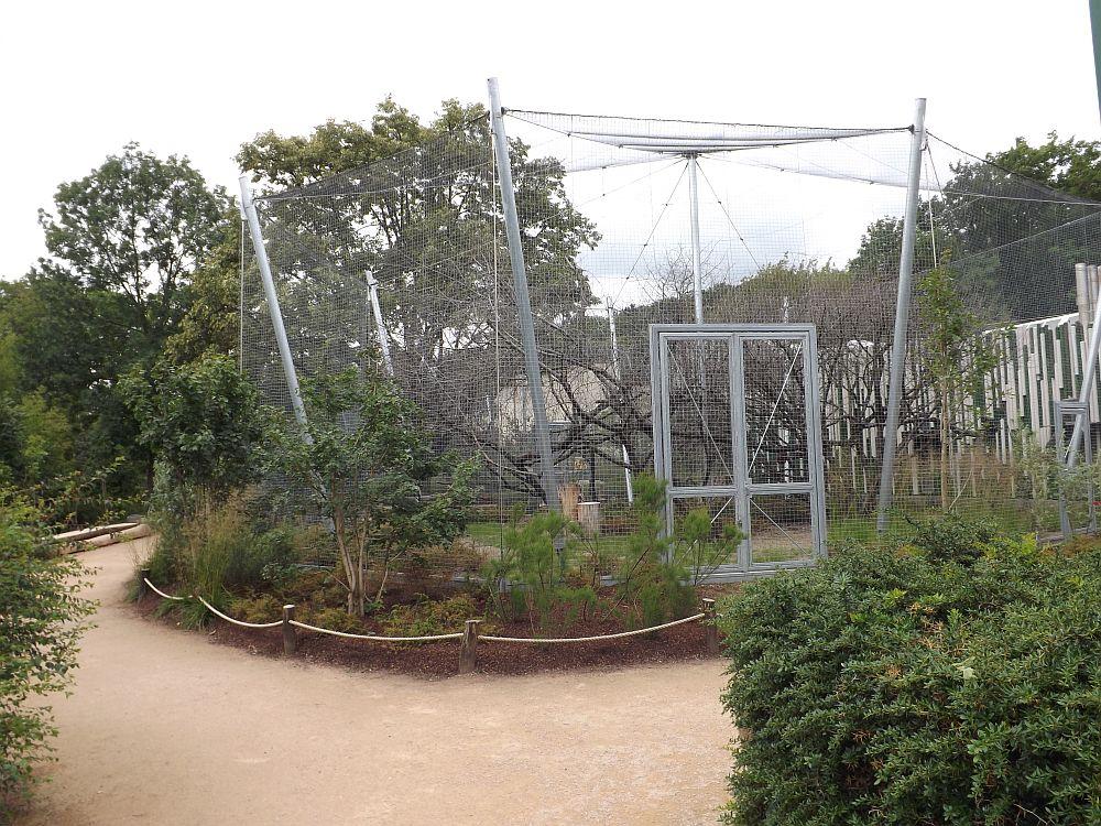 Lemurenwald von außen