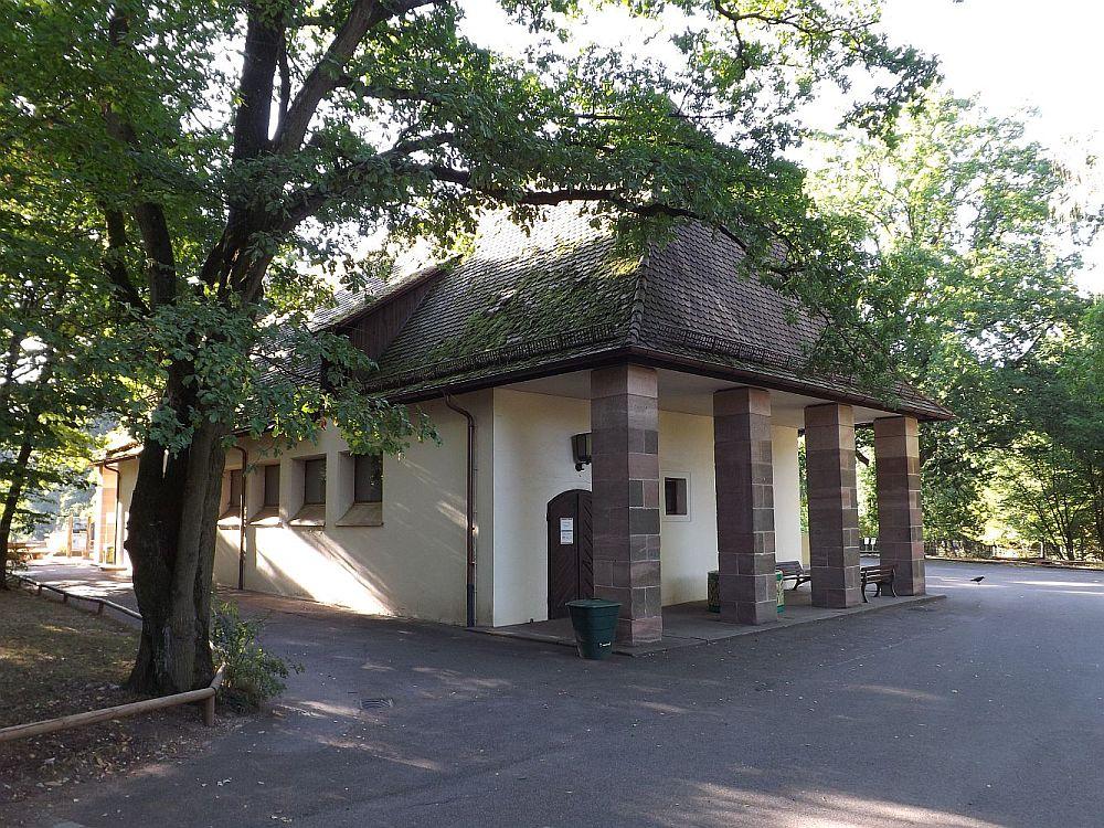 Altes Flusspferdhaus (Tiergarten Nürnberg)