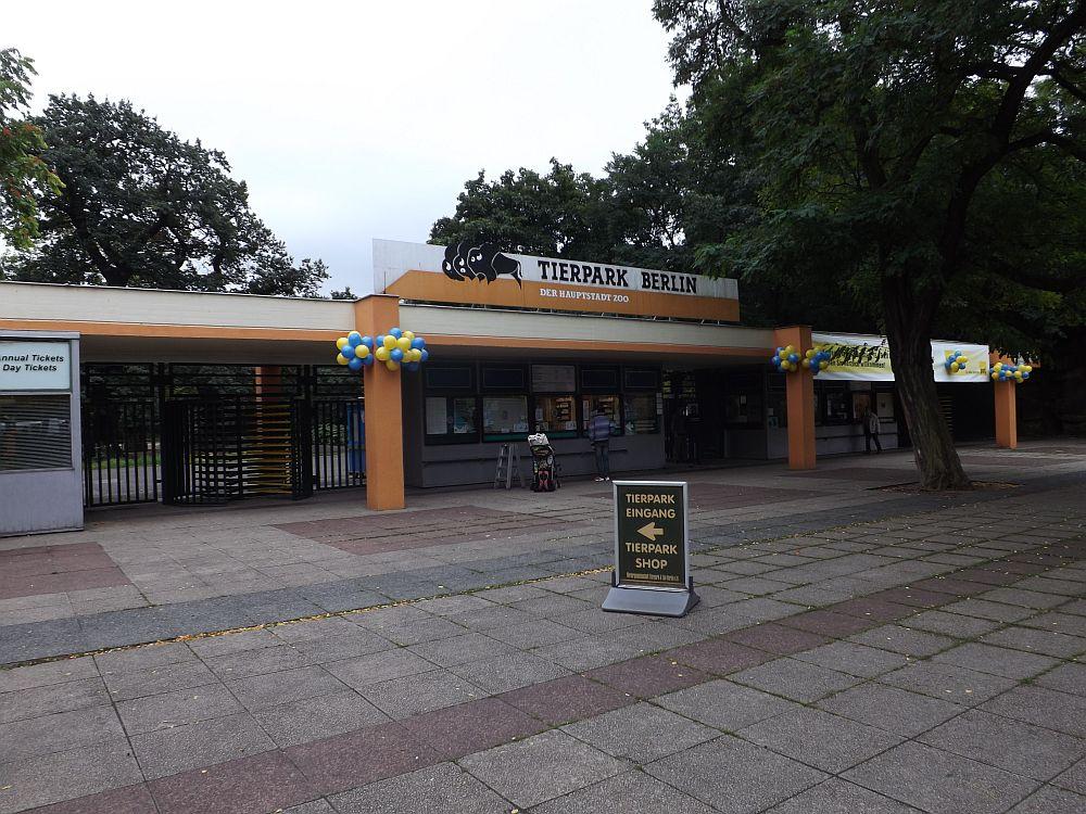 Eingang (Tierpark Berlin)