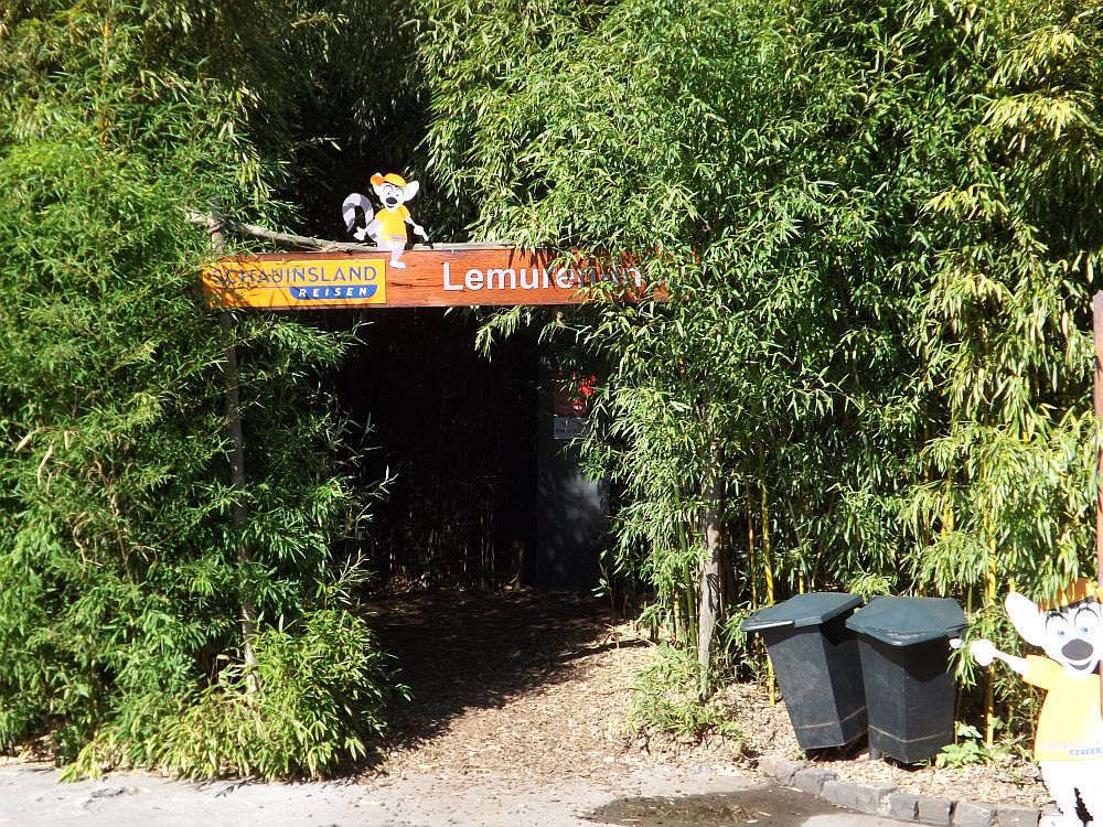 Lemurenland (Zoo Duisburg)