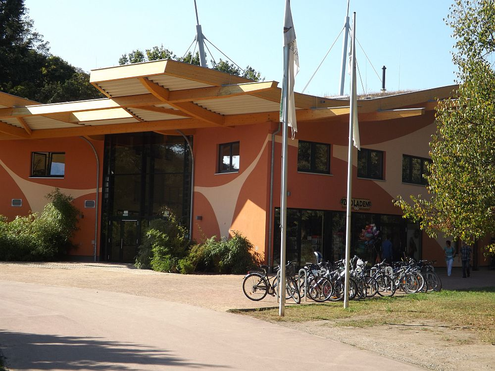 Zoowelle (Zoo Magdeburg)