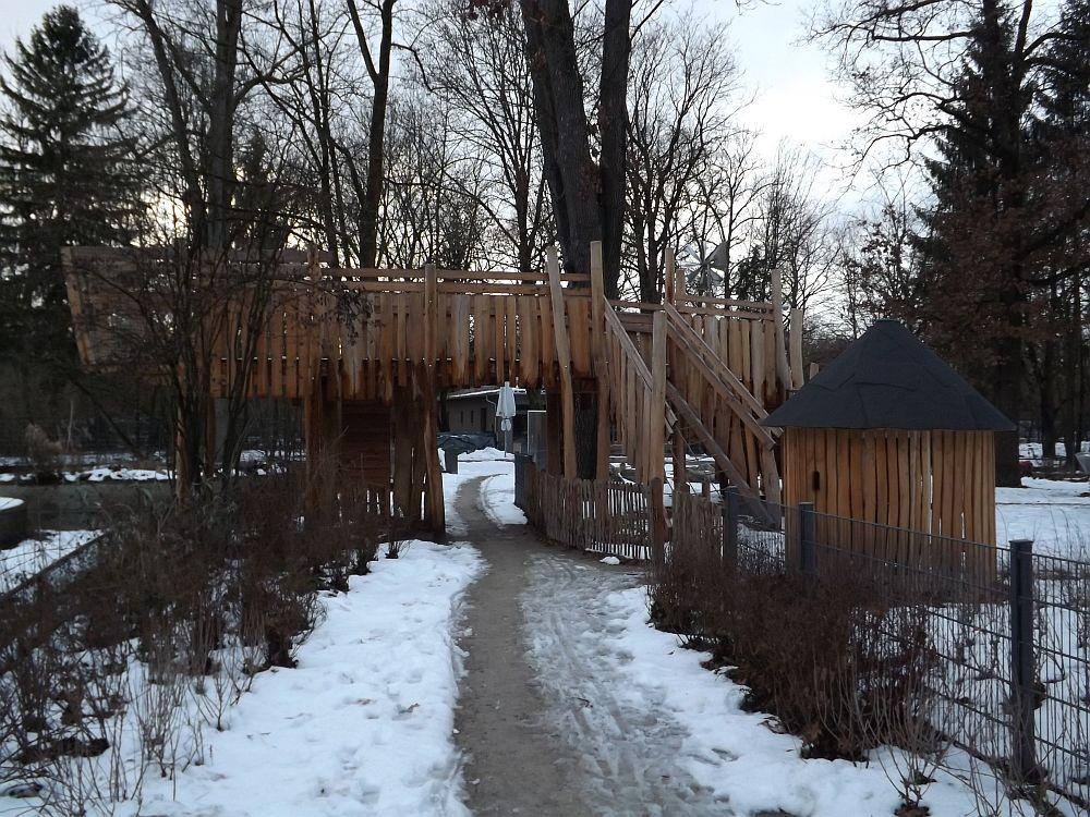 Kinderbaumwipfelpfad (Tierpark Hellabrunn)