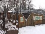 Eingang (Zoo Aschersleben)