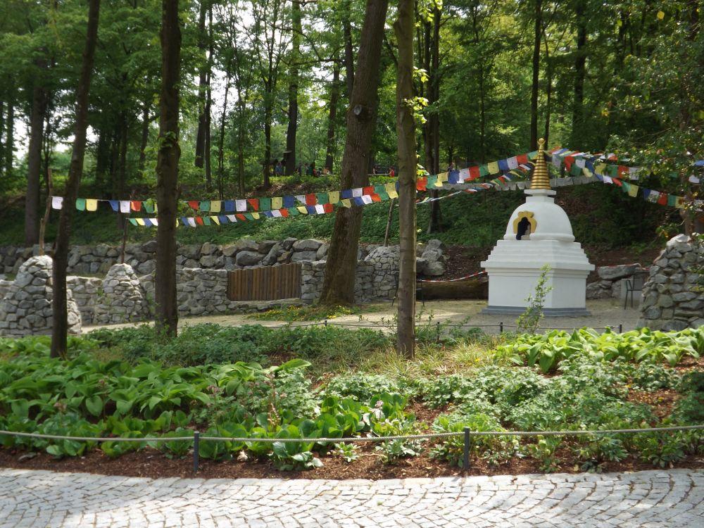 Nepalpicknickplatz (Tiergarten Straubing)