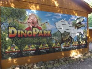 """Dinoparks in der """"Tschechoslowakei"""""""
