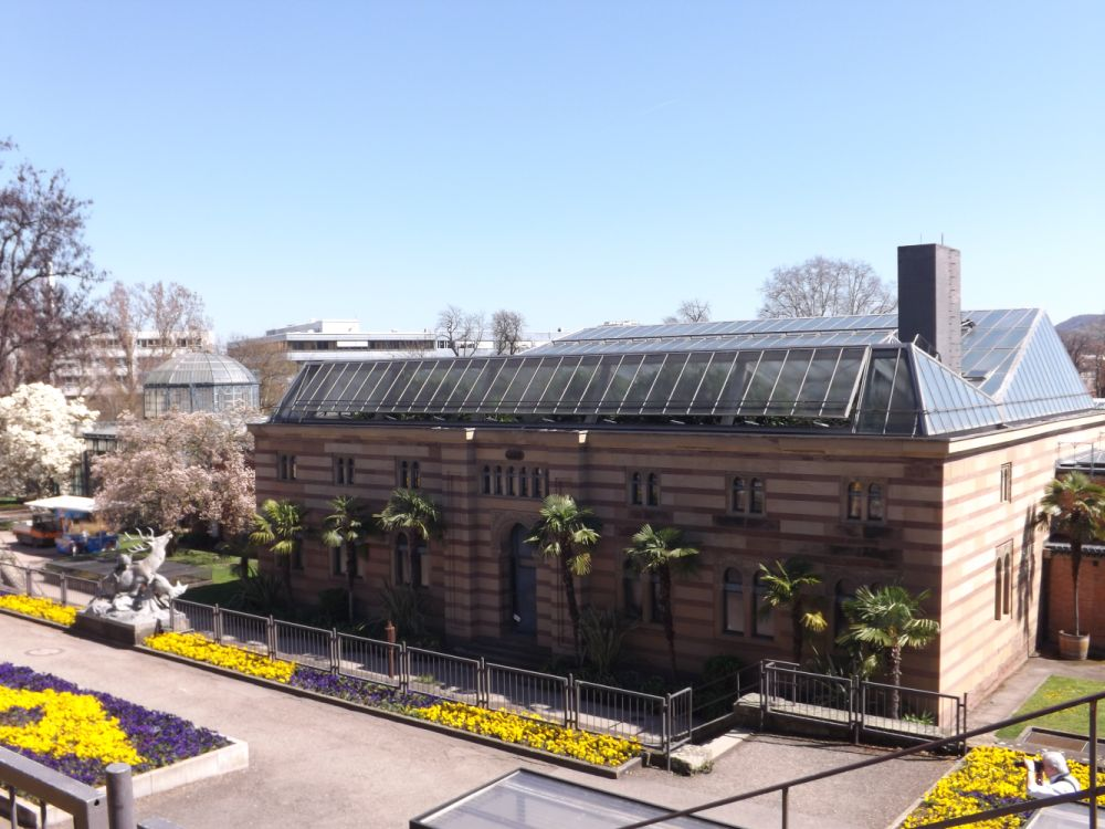 Gewächshaus (Wilhelma)