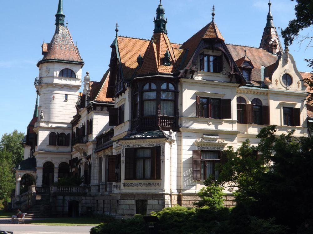 Schloss Lesna (Zoo Zlin)
