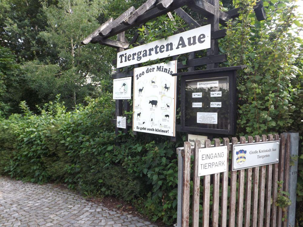 Eingang (Zoo der Minis)