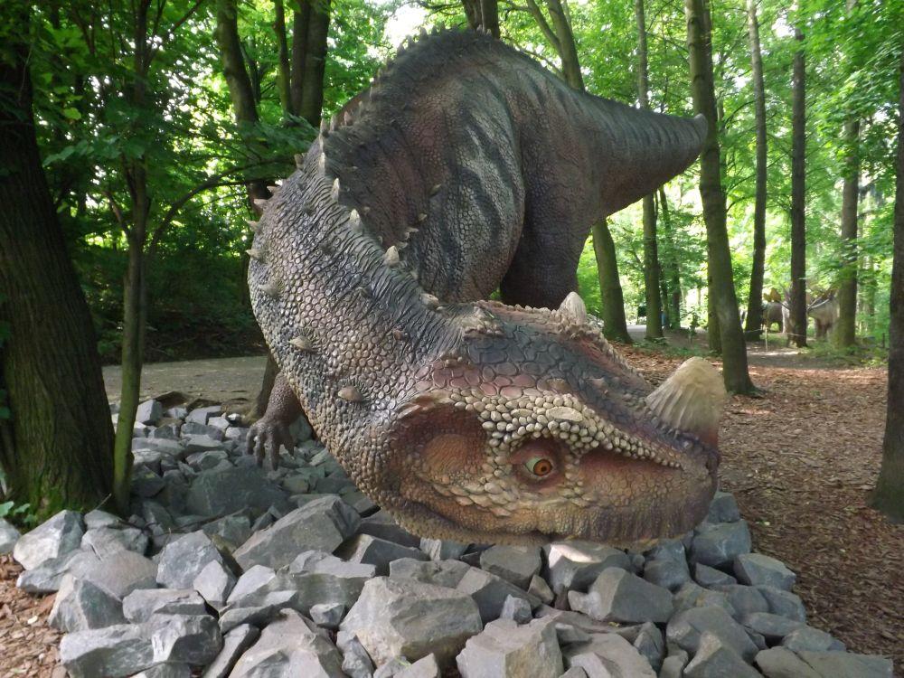Ceratosaurus (Dinopark Vyskov)