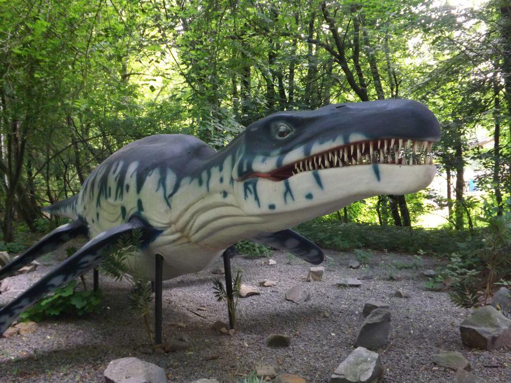 Liopleurodon (Dinopark Vyskov)