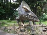 Parasaurolophus (Dinopark Vyskov)