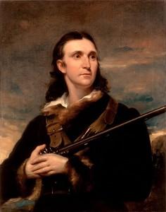 John James Audubon (Gemälde von John Syme)