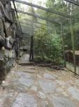 Außenanlage der Bärenburg (Tierpark Chemnitz)