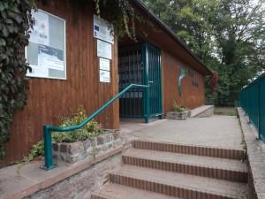 Eingang (Tierpark Petersberg)