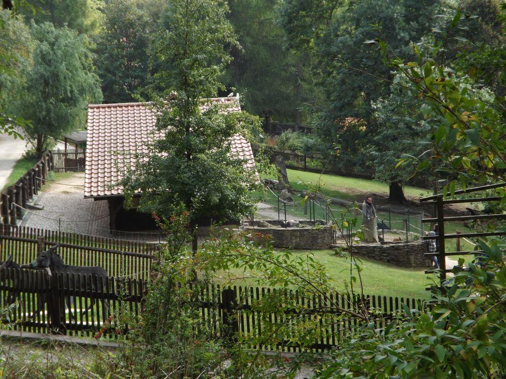 Bauernhof (Alternativer Bärenpark Worbis)