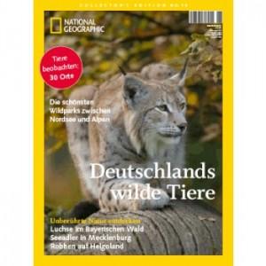 NG Collector's Edition Nr. 19: Deutschlands wilde Tiere