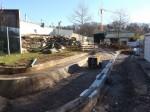 Baustelle Menschenaffnaußenanlage (Tierpark Hellabrunn)