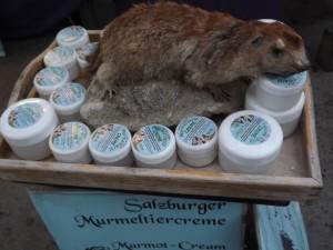 Salzburger Murmeltiercreme