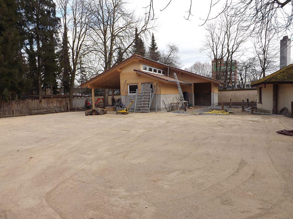 Eselstall (Zoo Augsburg)