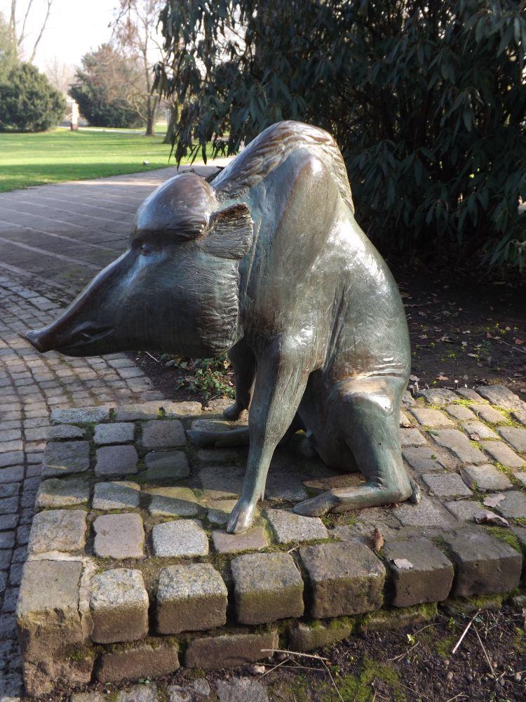 Kunst im Luisenpark Mannheim