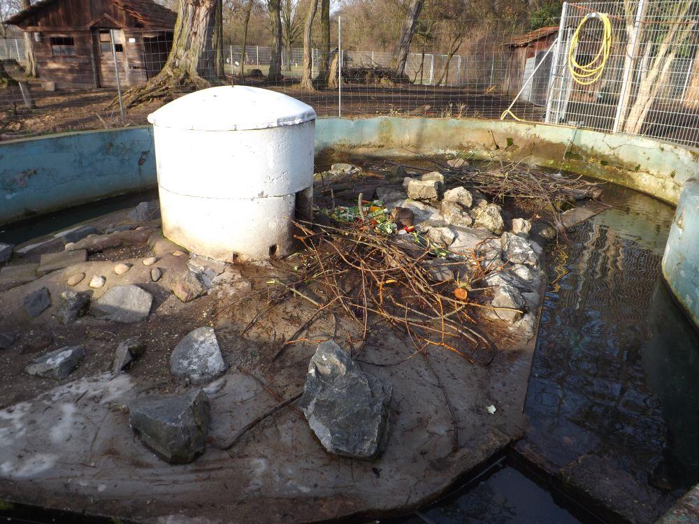 Nutriagehege (Tierpark Groß-Gerau)