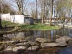 Anlage für Fischotter und Waschbären (Tiergarten Straubing)
