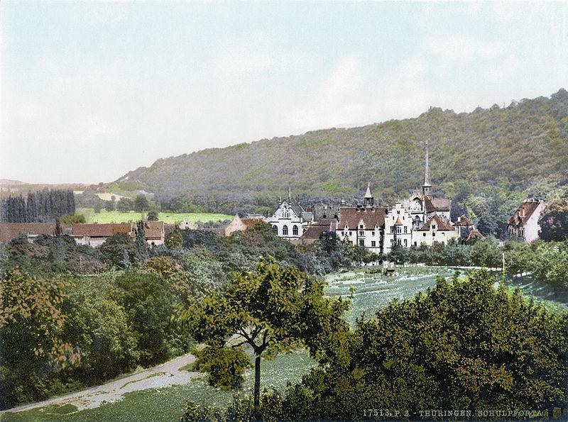 Schulpforta, ca. 1900