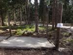 Baustelle: Fuchsgehege (Wildpark Mehlmeisel)