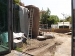 Baustelle: Menschenaffenaußenanlagen (Tierpark Hellabrunn)