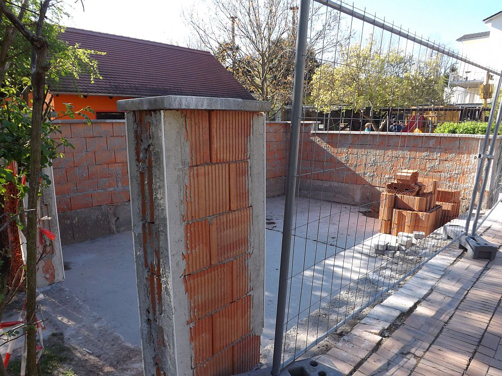 Baustelle Präriehundanlage (Tierpark Bad Kösen)