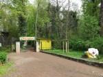 Eingang (Tierpark Köthen)