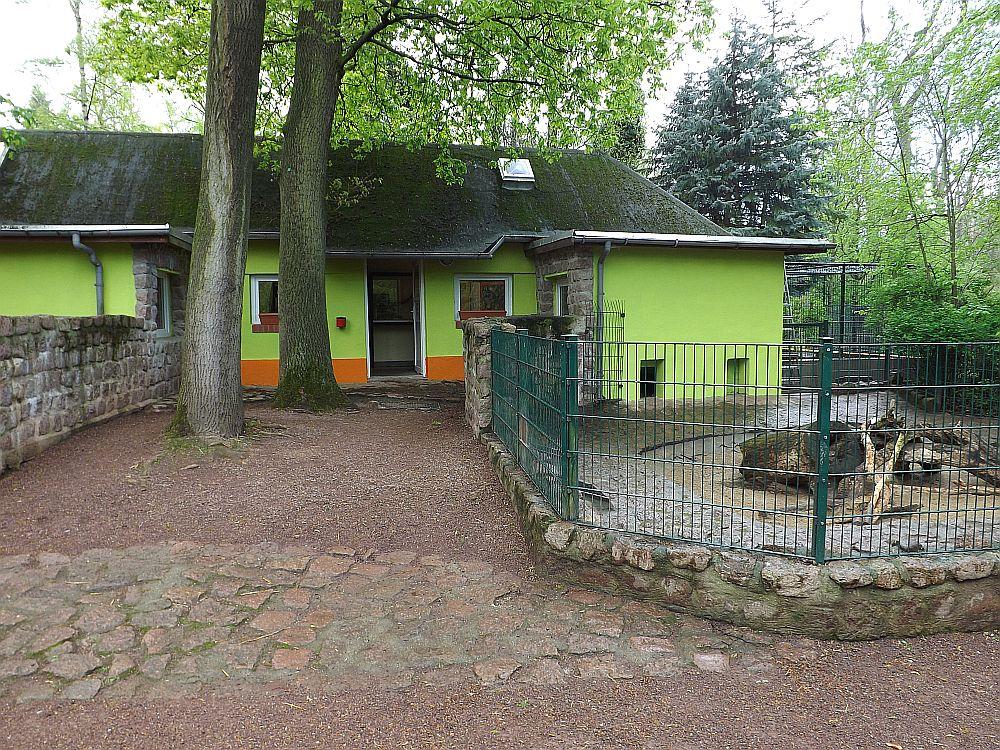 Kleintierhaus (Tierpark Köthen)