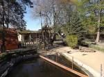 Nasenbärenanlage (Tierpark Bad Kösen)