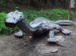 Nothosaurus giganteus (Sauriererlebnispfad Georgenthal)