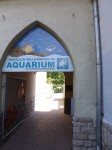 Eingang (Aquarium Thüringer Zoopark)