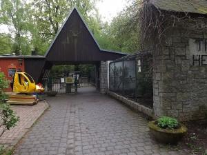 Eingang (Tierpark Hexentanzplatz)