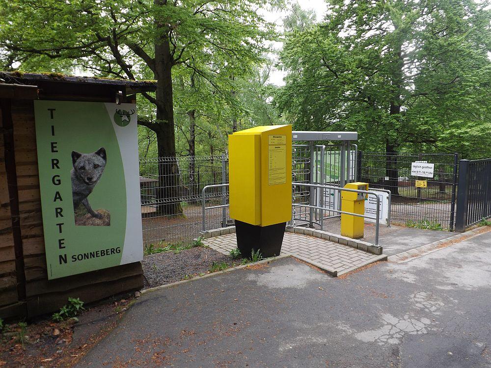 Eingang (Tierpark Sonnenberg)