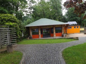 Eingang (Tierpark Zittau)