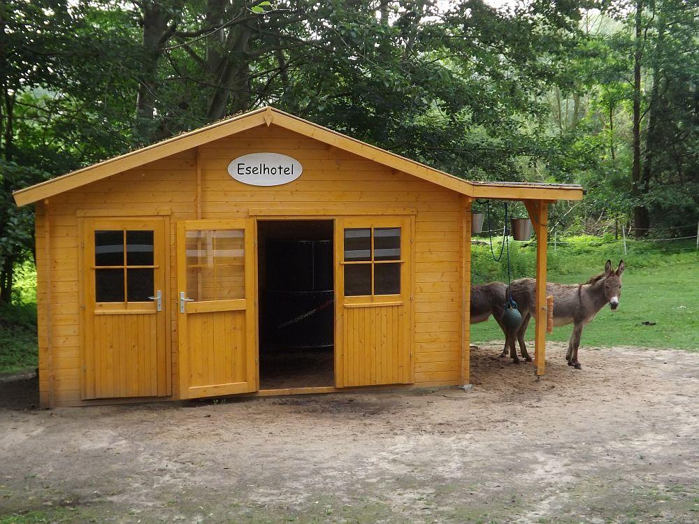 Eselhotel (Best Western Frankenhorst)