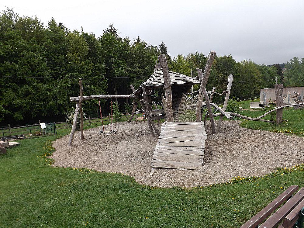 Spielplatz (Tierpark Sonneberg)