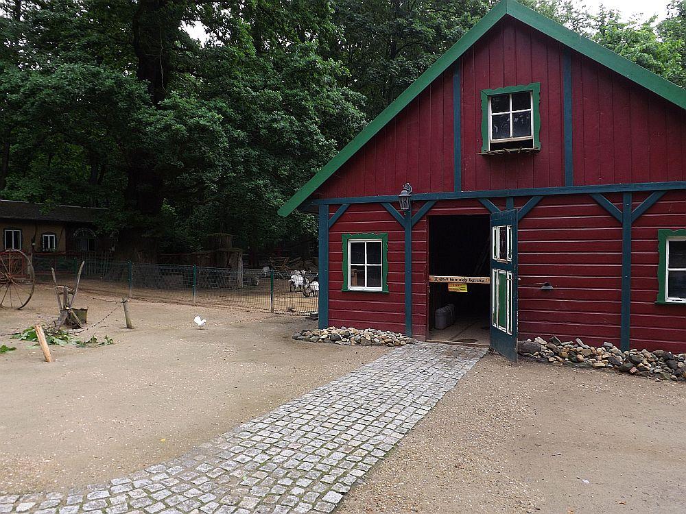 Streichelzoo (Tierpark Zittau)